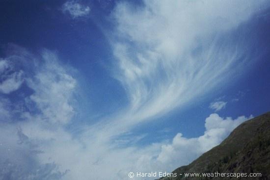 Virga Clouds Virga
